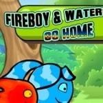נער האש ונערת המים